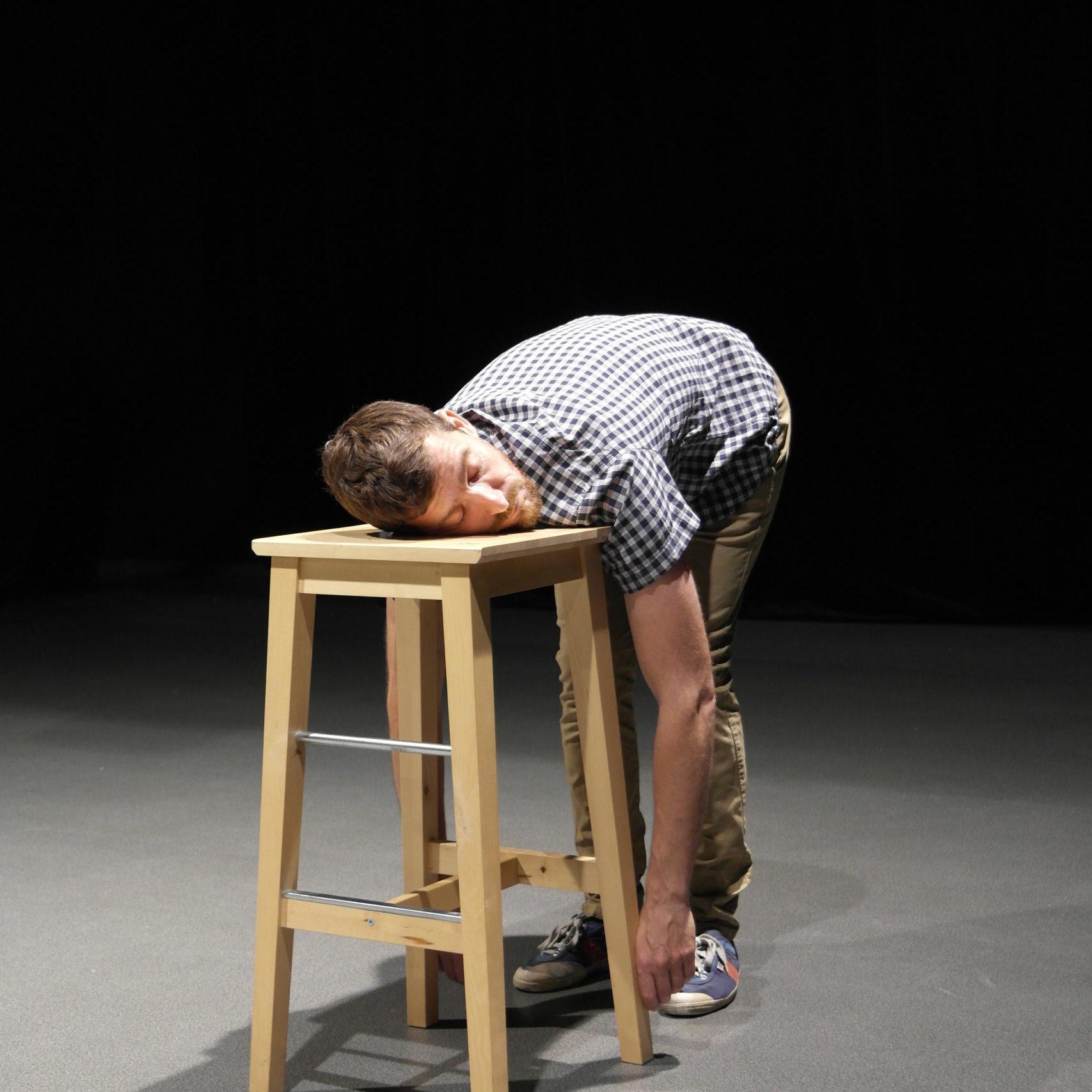 Timide, spectacle au théâtre du Pont Tournant à Bordeaux