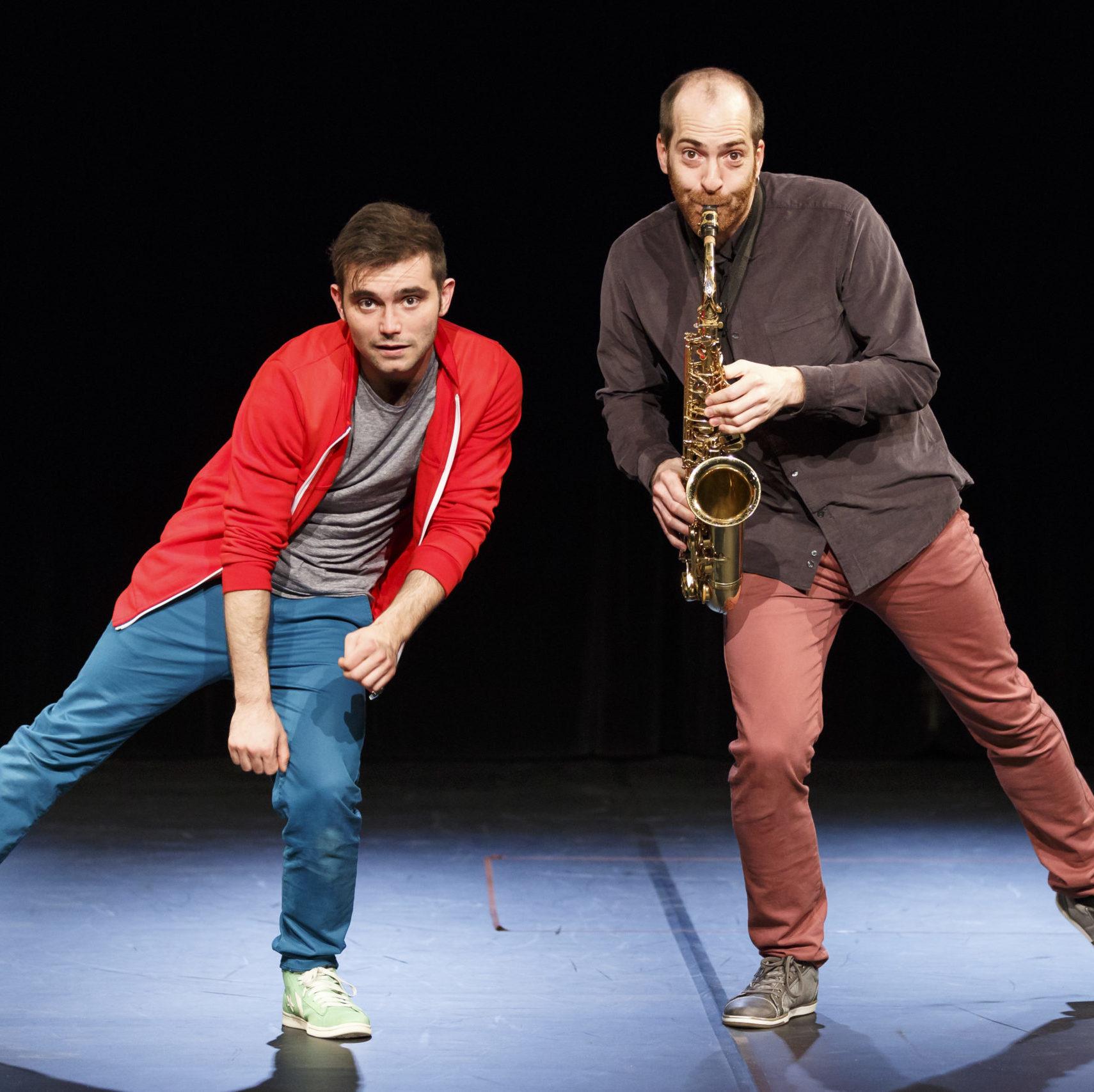 Eloïs et Léon, spectacle au théâtre du Pont Tournant à Bordeaux